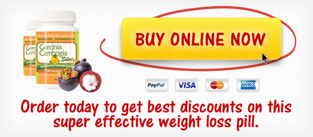 Buy Garcinia Cambogia Select Online Now!