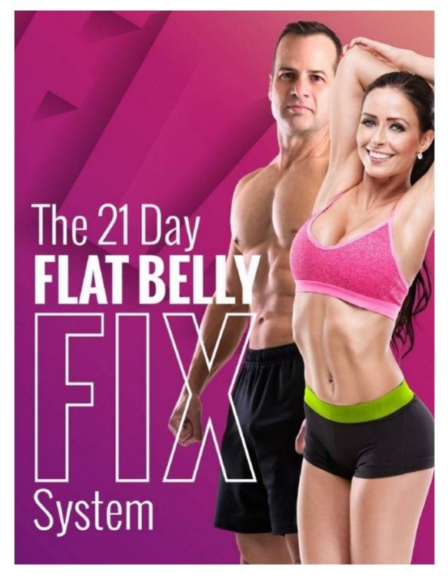 flat belly fix program