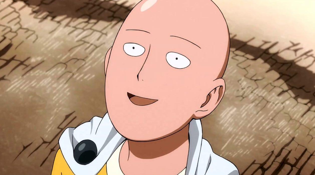 one punch man character Saitama
