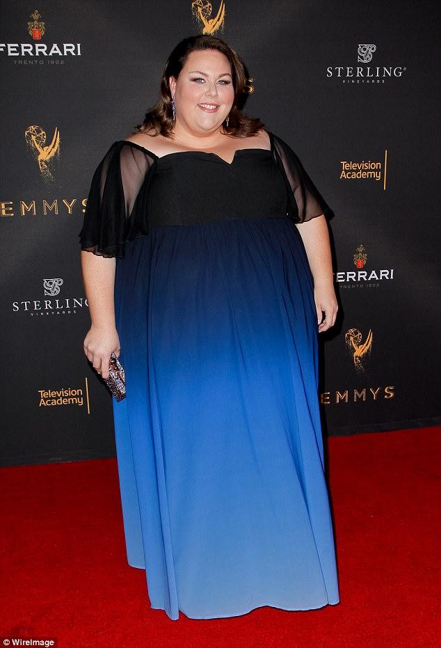 Chrissy Metz Before Weight Loss